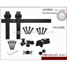 Carbon Steel Heavy Duty Wooden Sliding Hanger Door Roller for Sliding Gates