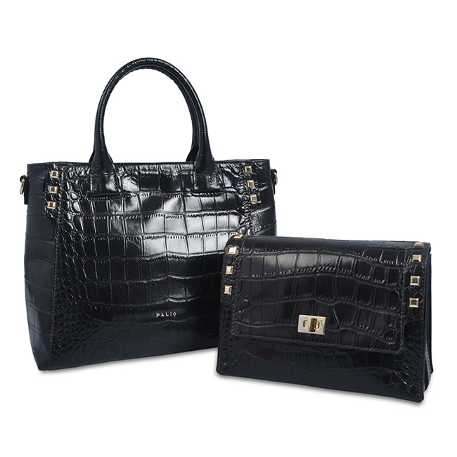 classic tote bag handbag crocodile leather handbags