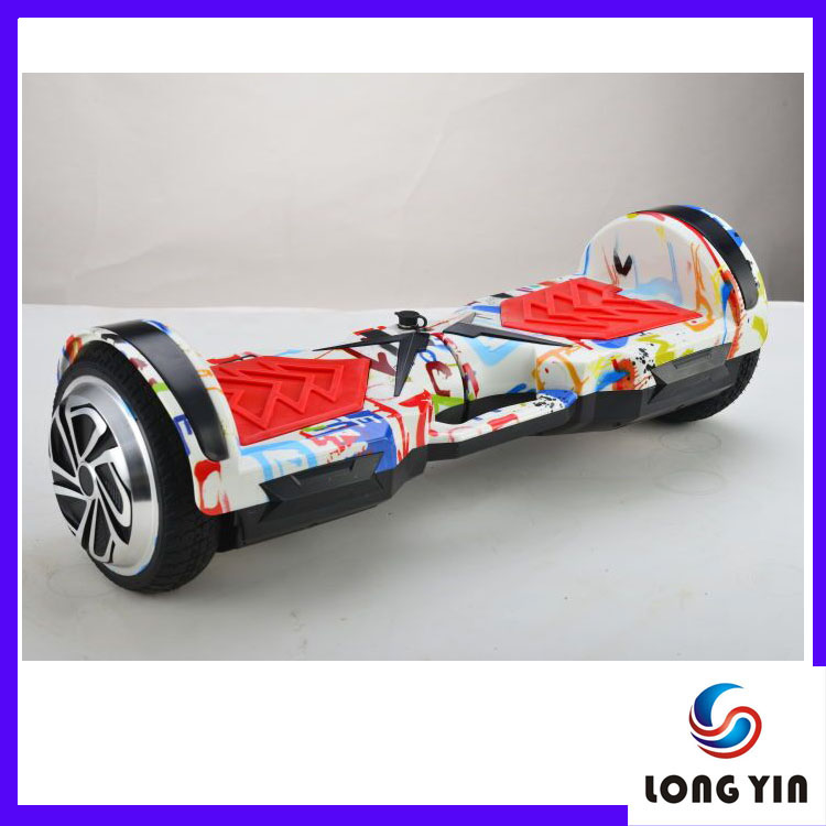 7inch 500w Two Wheel Hoverboard 600g 1