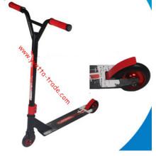 Popular Scooter com 100 milímetros PU roda (YVS-006)