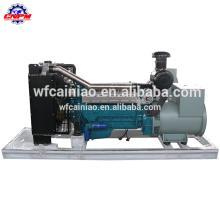Chinesische Fabrik turbocharged AC dreiphasig wassergekühlt 6 Zylinder 4 Takt 125kva Generator r6105izld