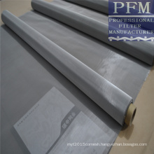aisi 304 316 18-50micron stainless steel wire mesh for printing,filter,sieve,door and window screen