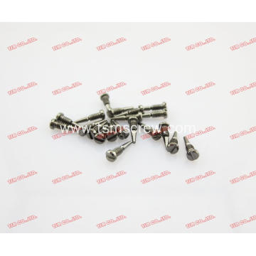 GunMetal Stainless Steel Self Align Screw