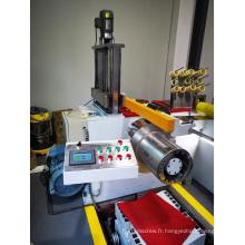 Nouvelle machine à refendre les métaux à économie d'énergie