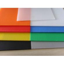 Packaging plastic sheet material Polypropylene hollow sheet