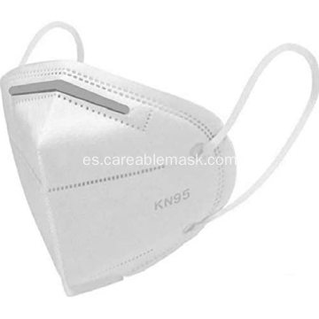 Biotecnología Careable KN95 FDA 3D Máscara 5PCS BOLSA
