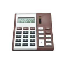 8 Digits Multi Color Big Dual Power Desktop Calculator