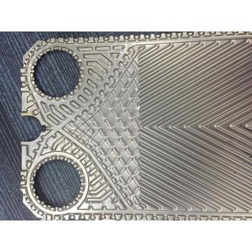 Platte für Plattenwärmetauscher Platte Swep Gx64