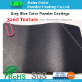 Gray Blue Sand Texture Powder Coating Cat
