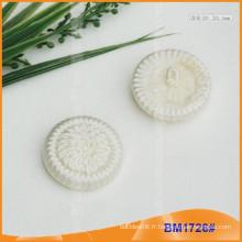 Bouton de boutons chinois à la main à la main chinoise à la grenouille pour vêtement / robe BM1726