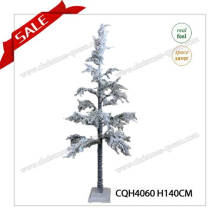 Profesional fabricante Interior y al aire libre Árbol de Navidad decorativo nevado