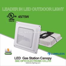 SNC UL cUL listete 75P LED Überdachungs-Licht- / Tankstelle LED-Überdachungs-Licht auf