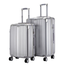 ABS PC hard shell trolley travel luggage