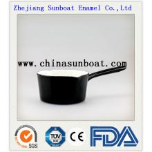 Hochwertiger Emaille-Milch-Topf