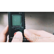 optical instrument measuring tools hunting laser rangefinder