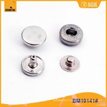 Bouton Snap BM10141 à quatre pièces en métal
