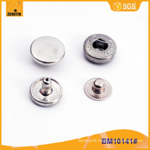 Four parts Metal Spring Snap Button BM10141