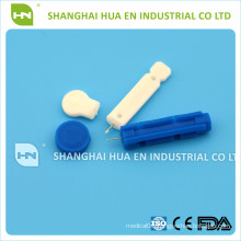 With CE FDA ISO certificated High Quality China Disposable Blood Lancet