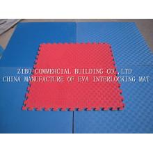 Esteras de judo de la competencia de alta calidad / tapetes de agarre para la venta / 1m * 1m
