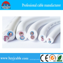 Flexible Multicore Qualität China Fertigung Kabel