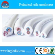 Cable de alta calidad flexible de la fabricación de Multicore China