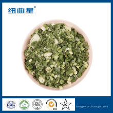 Freeze dried shallot green onion chives vegetable