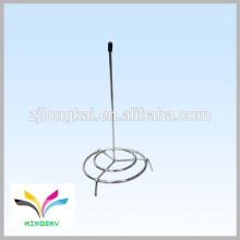 Yinjiang OEM Profesional de metal de alambre clip de papel Clip titular Memo Spike Rack