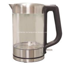 1.8 L Glas Wasserkocher Elektrische Glas Teekanne