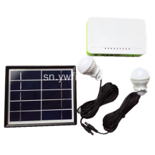 Mini Portable Solar Household System Kaya Solar Lamp