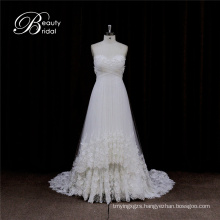 Real Photos Elegant Wedding Dresses