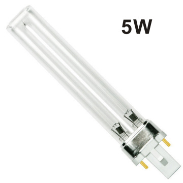 Lampe de désinfection UV tube H