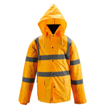 300D Oxford reflekterande Traffic Safety Jacket