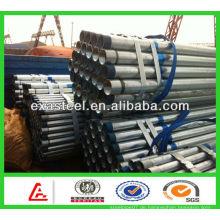 Verzinktes Stahlrohr Standardlänge 6m