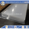 high quality clear waterproof acrylic plastic sheets