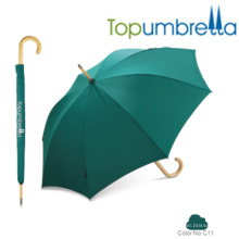 Paraguas de bicicleta de madera coloridos de la nueva llegada 2018 para la venta Paraguas de bicicleta de madera coloridos de la nueva llegada 2018 para la venta