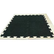 Durable Sport EPDM Rubber Floor Mat School Playground Plastic Flooring for Garage
