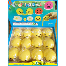 High Quality Boring Releasing Funny Gudetama Squishy Yolk Cute Rubber Lazy Balls