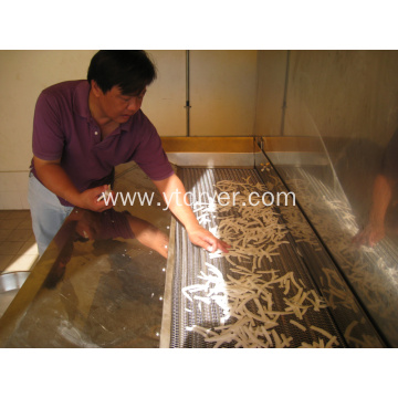 Sludge Granules Drying Machine for Abundant Sand