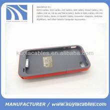 Caso de bateria estendida para o iPhone 4 4S 1900mAh