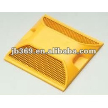 High strength reflective Plastic Road Stud for Roadway Safety