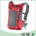 Impermeable poliéster 6.5W de ciclismo de escalada de senderismo Mochila de energía solar de viaje (SB-178)
