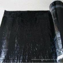 PE/HDPE/ EVA Film Self Adhesive Modified Bitumen Roof Waterproof Membrane (1.2mm /1.5mm /2.0mm /3.0mm /4.0mm)