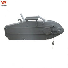 Material Handling Equipment Cuerda de alambre de acero Mini manual Hoist 100kg