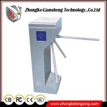 Sistema de control de acceso de 40 personas / minuto Torniquete automático de trípode de puerta