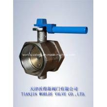 Резьба подключения дроссельный клапан с ручным рычагом (WDS)