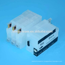 For hp 932 933 ink cartridge with auto reset chip for hp 6100 6100e 6600 6600e 6700 7610 7110 printer