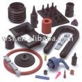 ISO 9001 & TS 16949 zertifiziert benutzerdefinierte geformten Silikon-Produkte