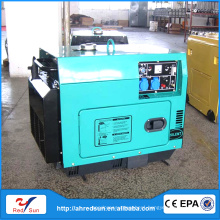 Redsun air water 25kva diesel nitrogen generator price