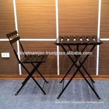 Foldable Coffee Table Set