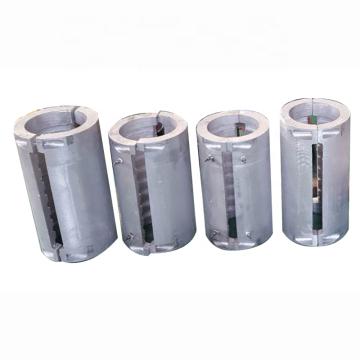 Banda calefactora de cerámica de barril de tornillo para máquina de extrusión